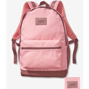 NWT PINK Campus Backpack